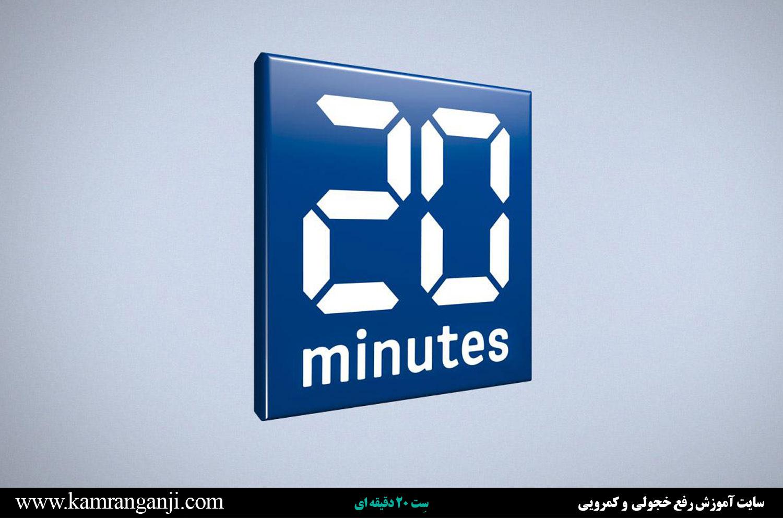 سِت ۲۰ دقیقه ای مدیریت زمان و افزایش عملکرد مدیریت زمان و افزایش عملکرد به روش ناسا ایکس ۴۳ – قسمت دوم        20