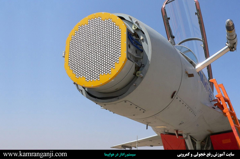 سیستم رادار در هواپیما و رابطه آن با مدیریت زمان و افزایش عملکرد