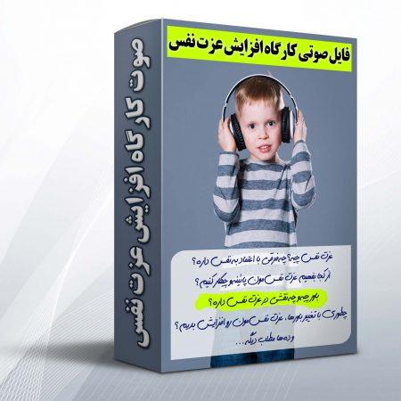 صوت کارگاه افزایش عزت نفس صوت کارگاه افزایش عزت نفس                                                450x450