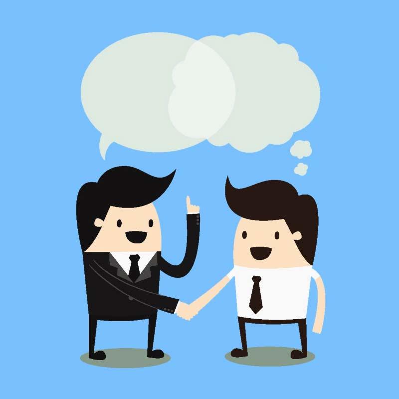 ۳ روش برای باز کردن سر صحبت با دیگران ۳ روش برای باز کردن سر صحبت با دیگران