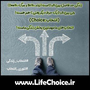 انتخاب در زندگی  مجموعه تحقیقاتی – آموزشی انتخاب زندگی                              300x300